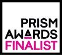 Prism Awards Finalist - Logo