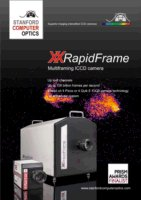 Brochure of the new 8-channel ICCD framing camera, XXRapidFrame.
