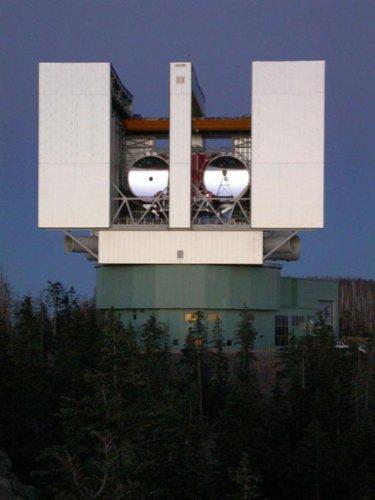 The Large Binocular Telescope (LBT)