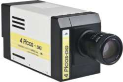 4 Picos - ultra high speed ICCD camera